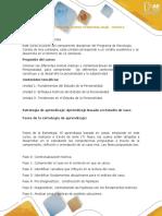 Presentacion Del Curso Psicoesmeciatico Psicologia Personality