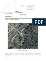 Proyecto 1 de Ingeniería de Pavimentos 24 de octubre de 2014