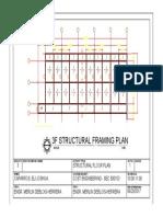 3f Framing Plan-model
