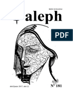 Aleph. Revista. No. 181. Abril / Junio 2017. Manizales.