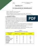 Elaboracion de Manjarblanco