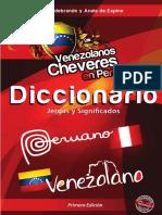 Diccionario Peruano Venezolano