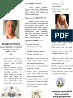 Leaflet Penyuluhan Vertigo