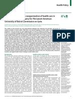 Lancet Report