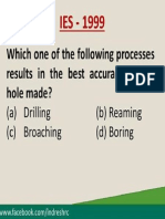 Drilling Process