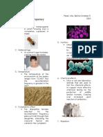 Assignment in Genetics