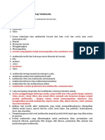 Soal Dan Jawaban Memahami Etimologi Multimedia KK 01