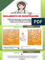 REGLAMENTO DE INVESTIGACIÓN