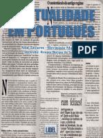 A actualidade em português