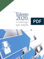 Talento Deloitte 2020 ResumenEj