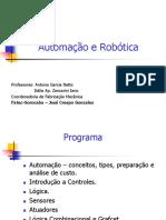 Introducao a Automação e Robótica (Notas de Aula)