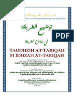TaudhzihAt-tariqahFiidzhahAt-tariqah.pdf