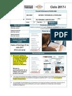 Trabajo Academico 2017 - 1 Historia y Sistemas de La Psicología