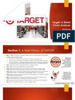 Target Retail Project