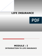 Intro to Life Insurance