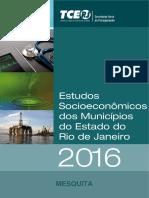 Estudo Socioeconômico 2016 - Mesquita