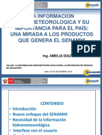 Amelia Díaz Pabló - La Informacion Hidrometeorologica Y Su Importancia Para El País.pdf