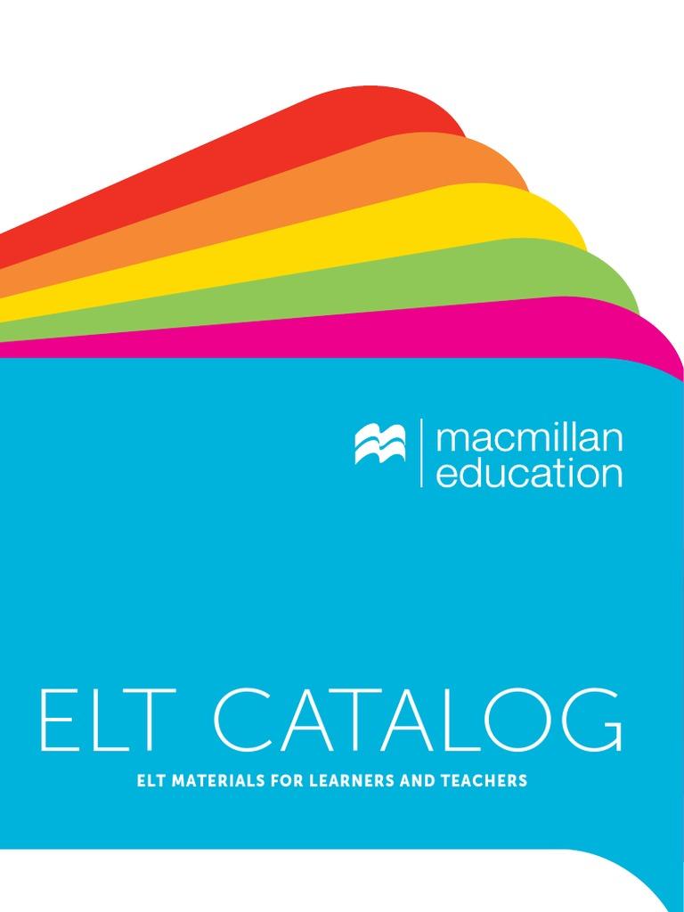 MacmillanEducation_ELTCatalog_2017 | Online And Offline ...