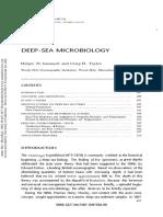 Deepsea Microbiology