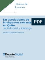 Asociaciones Inmigrante Extranjeros Quito