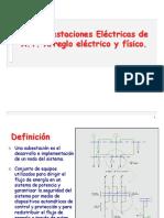 2.3.Subestaciones de a.T.arreglo Electrico y Fisico