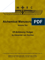 Alchemical Manuscript Series v 10
