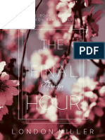 The Final Hour 3- London Miller