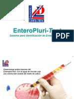 Enteropluritest Uso
