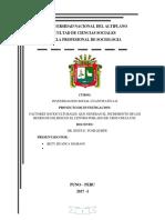 Factores Socioculturales Que Generan El Incremento de Los Residuos Solidos en El Centro Poblado de Uros Chulluni (1)
