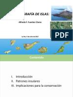 Fuentes 2017 Biogeografia Islas