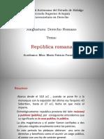 Republica Romana (2)