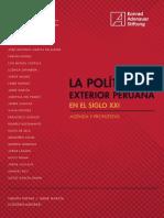 Libro Politica Exterior Peruana