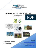 Curso Qgis y Grass Usuario Online