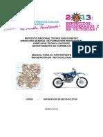 Manual Reparación de Motos