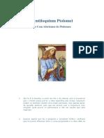 Aforismos Ptolomeo