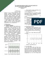 Analisis Modulasi Amplitudo Dengan Sinyal Square 300 Hz