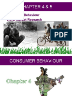 Consumer Behaviour, Rural Marketing
