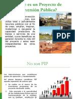 Lectura N° 02.A Los Proyectos de Inversión Pública