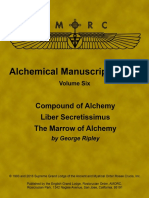 Alchemical Manuscript Series v 6