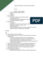 HistoriadelDerechoMexicano Notes