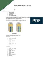Membuat Sendiri Kabel Lan / UTP