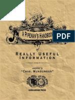 Pipeman's Handbook