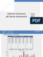 Autos Financiados Primer Semestre 2017