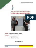 Trabajos de Reparacion Estructural