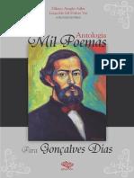 Antologia Mil Poemas Para Gonçalves Dias