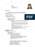 Jobswire.com Resume of dumlaocheryll