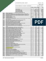 Tabela Agetop 102 Revisada - Custos de Obras Civis - Junho 2013 - Desonerada