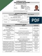 Sintesis Curricular Wilson - Actualizado.doc