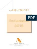 Manual Sociedades 2012
