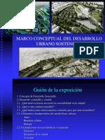 Marco Conceptual Del Desarrollo Sostenible
